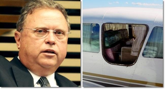 avião cocaína blairo maggi temer