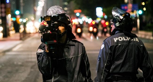 banco de dados pm são paulo manifestantes