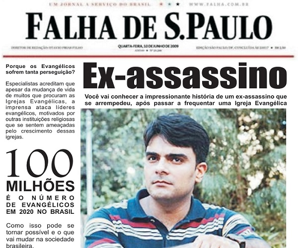 Falha de S.Paulo blog volta