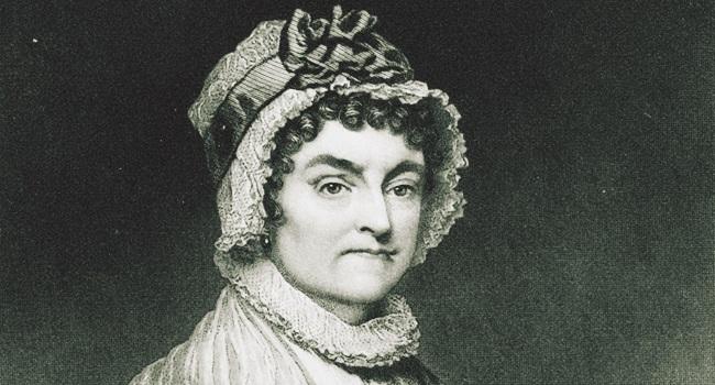 Abigail Smith Adams carata defesa mulheres direito