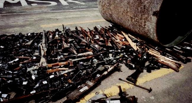 estudos armas de fogo quanto mais armas mais mortes
