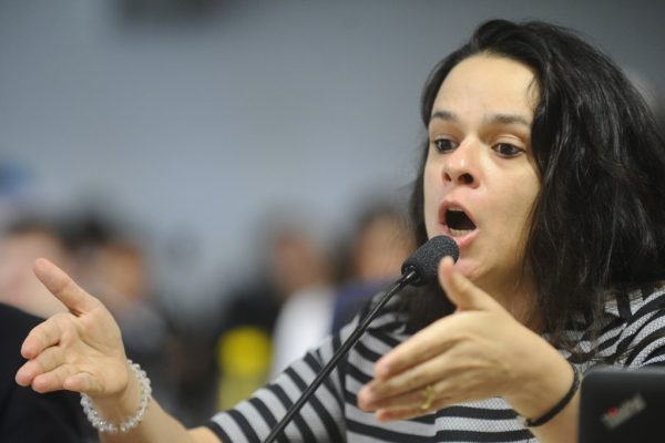 Janaina Paschoal Lula JBS