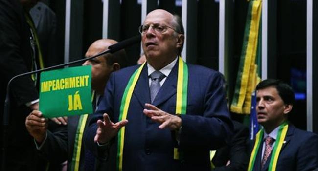 Reale jurista autor impeachment dilma desfiliação psdb