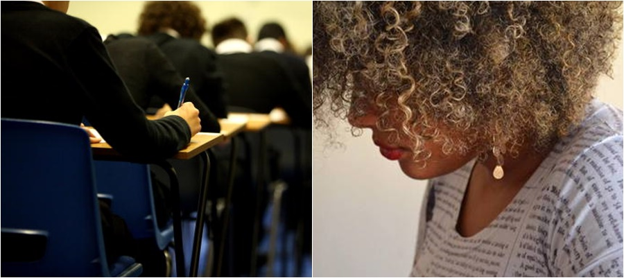 racismo estudante negra jornalismo
