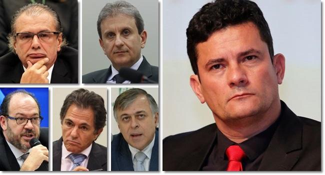 Sérgio Moro benefício delatores de João Vaccari neto