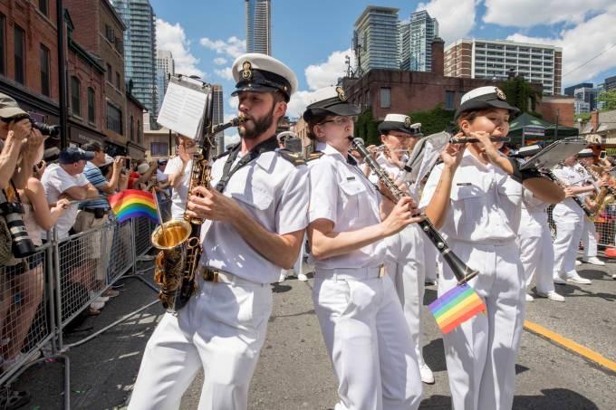 Canadá Transgêneros Trump Forças Armadas