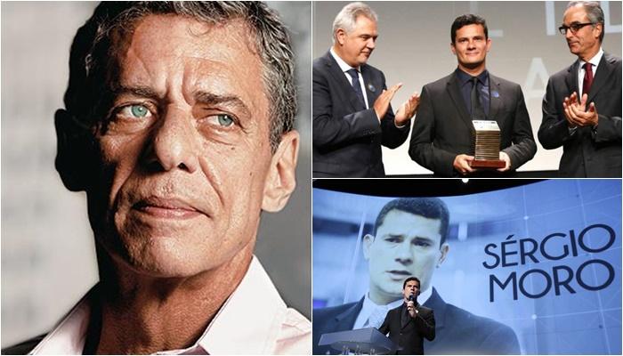 Chico Buarque Sergio Moro Globo