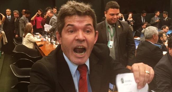 Delegado Waldir caminhão de dinheiro compra ccj temer