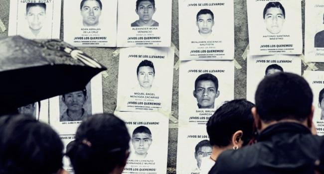 desaprarecidos México supera ditadura chilena aregentina
