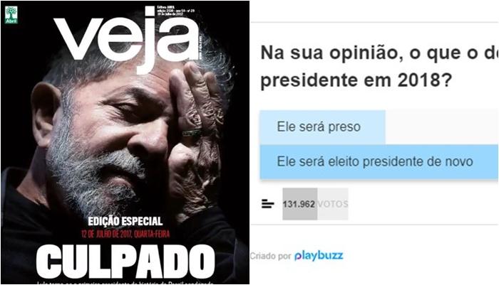 enquete da veja Lula