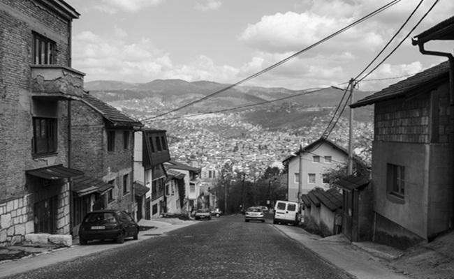 fotógrafo brasileiro fim da Iugoslávia Sociedade Dividida
