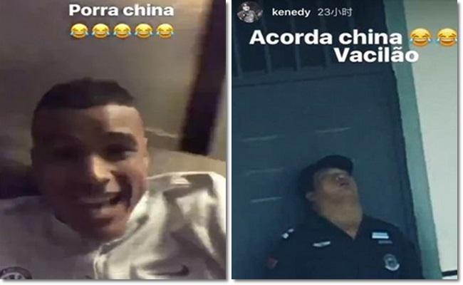 kenedy chelsea futebolista brasileiro punido racismo china