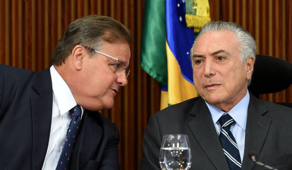 Preso, Geddel Vieira Lima Michel Temer