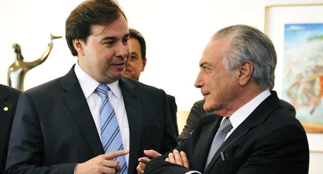 golpe maia temer apunhala presidência dem pmdb