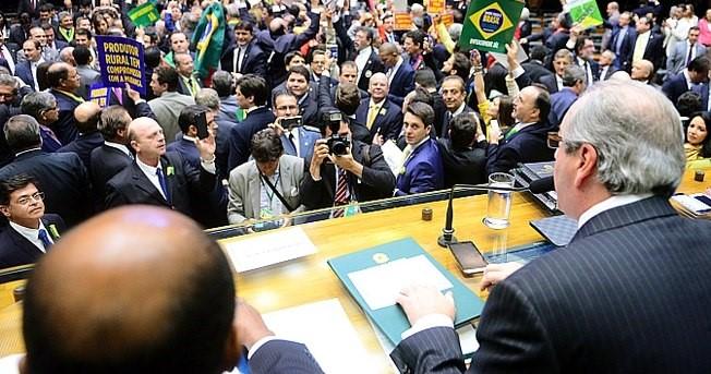 anulação do impeachment de Dilma