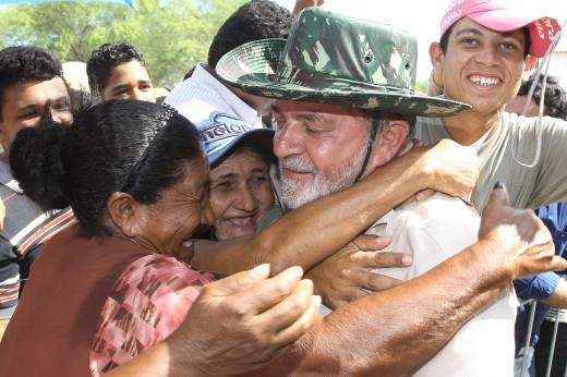 Lula é perseguido sertão nordestino Lava Jato