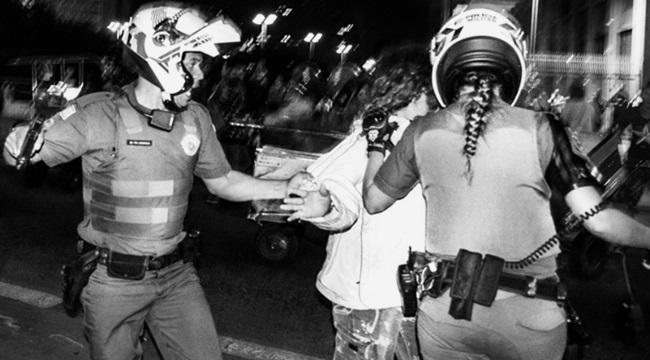 manifestante detia pm são paulo rafael braga