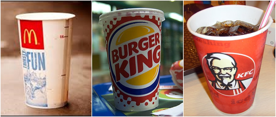 bactéria fecal mcdonald burger king coliformes fecais