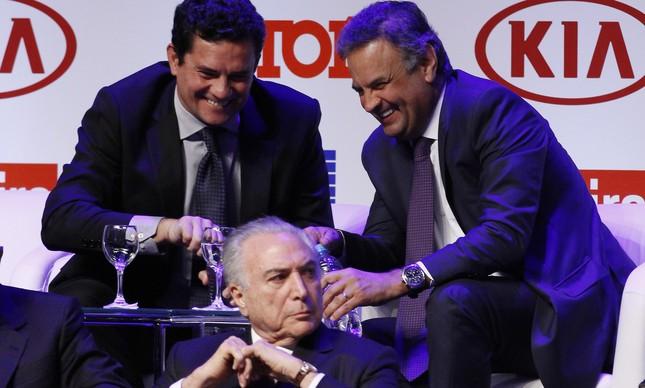 Sergio Moro Lula condenado