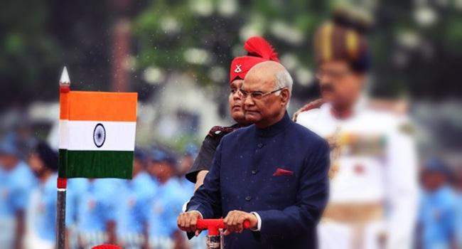 Ram Nath Kovind novo presidente Índia casta dalit intocável