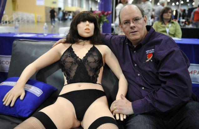 robô erótico bonera frigid farrah