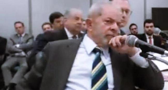 Bloqueio atinge previdência do ex-presidente Lula