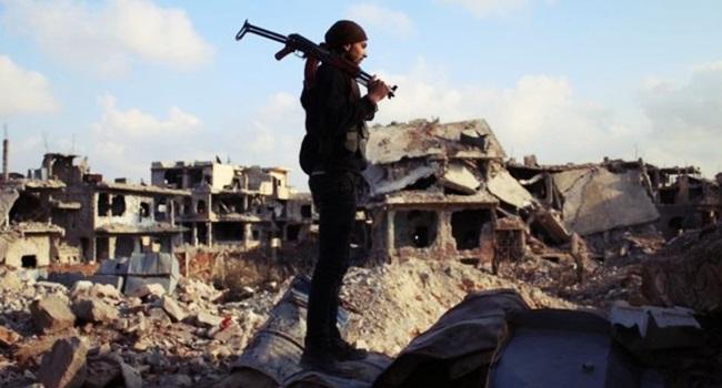 trump encerra financiamento mercenários síria rússia