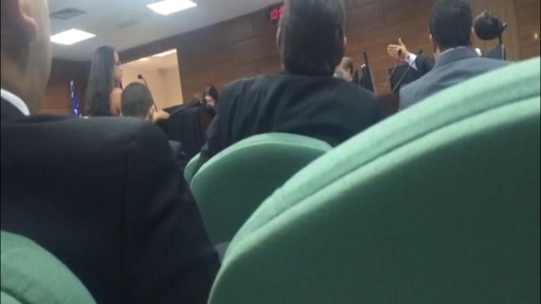 advogada pâmela helena humilhada juiz