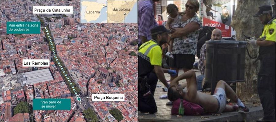 atentado em barcelona terrorismo
