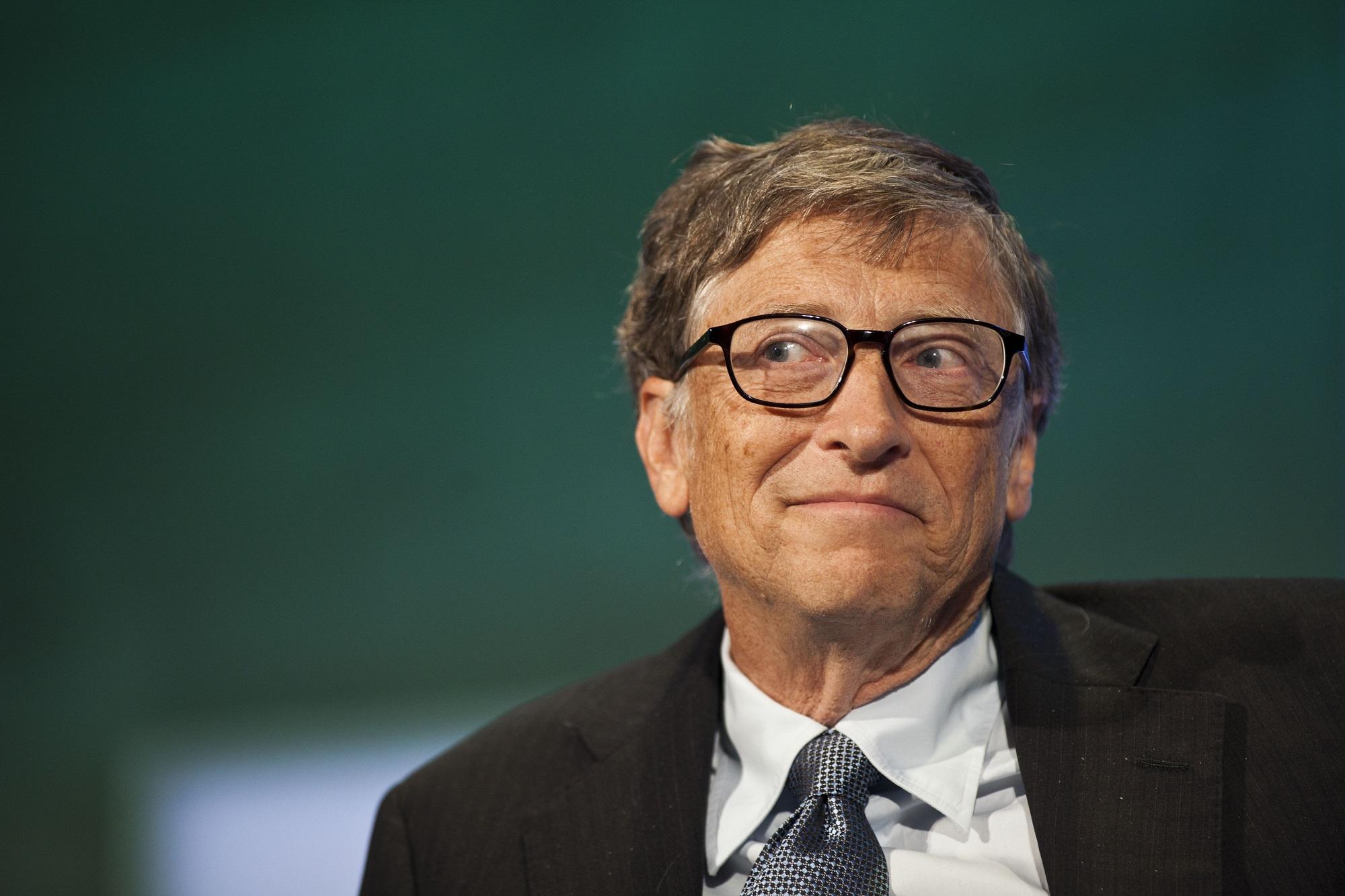 Bill Gates título de mais rico do mundo microsoft filantropia