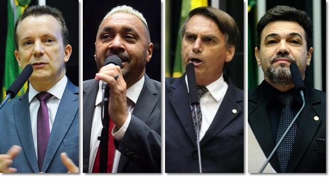 deputados mais votados do brasil Russomanno tiririca bolsonaro pastor feliciano