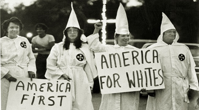 Ku Klux Klan in the Twentieth Century