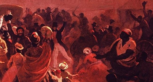livro sobre escravos livres história jogada pra baixo do tapete negros racismo