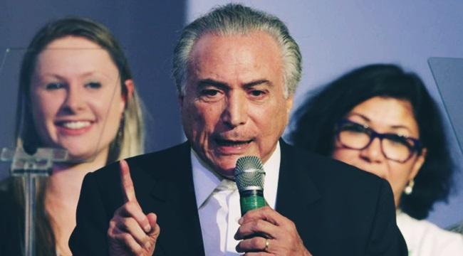 michel temer ensina pt como se faz política brasil corrupção