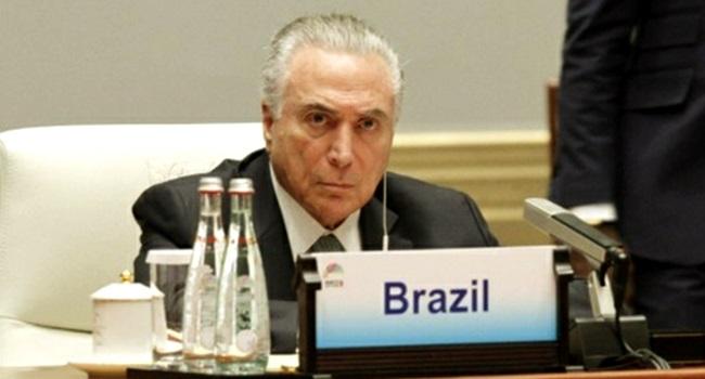 brasil voltou a ser colônia governo temer economia crise