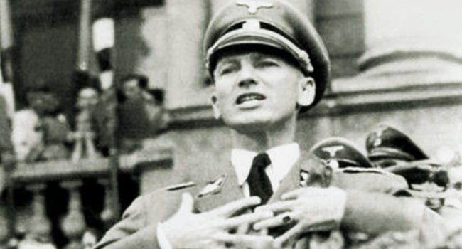 carta nazista Otto Wächter holocausto alemanha brasil