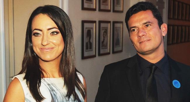 Rosangela Moro esposa recebeu de advogado espanhol tacla