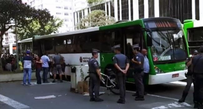 homem ejaculou mulher ônibus solto justiça são paulo