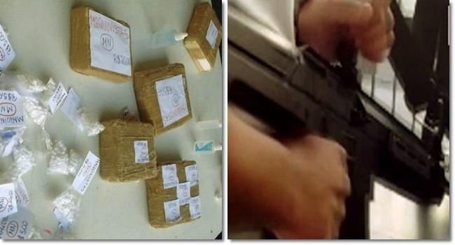 homenagem ao rio armas drogas estudantes escola educação
