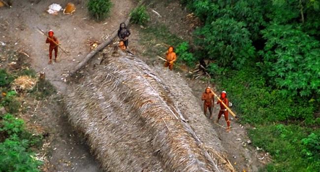 ministério público massacr [indios isolados amazonas manaus