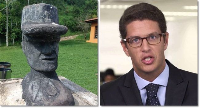 onde está busto lamarca alckmin são paulo