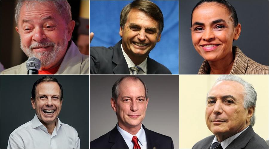 eleições de 2018 pesquisa para presidente