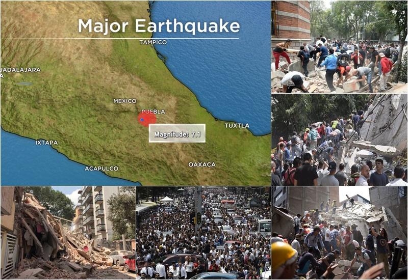 terremoto no méxico tragédia
