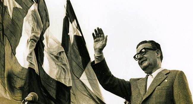 Último discurso salvador allende chile política esquerda