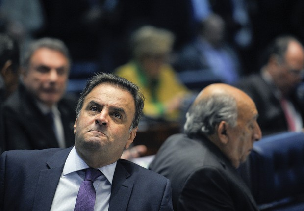 Aécio Neves senado federal STF