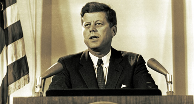 arquivo secreto assassinado John F. Kennedy