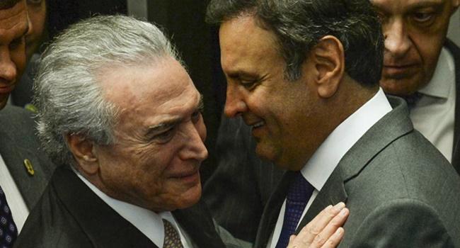 pmdb psdb articulações costuras negócios corrupção