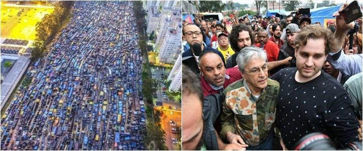 Caetano Veloso ocupação São Bernardo