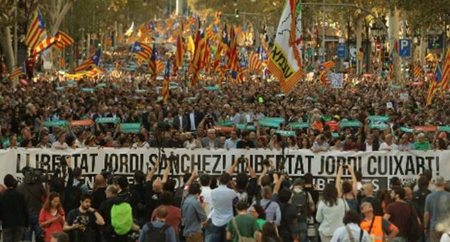 catalunha solução racional impossível espanha europa