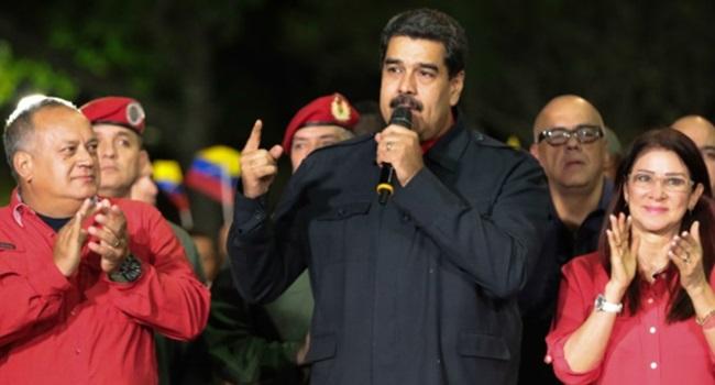 chavismo está vivo maduro vitória eleições governadores venezuela